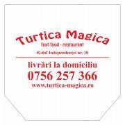 Ambalaj pizza de la Agentia Dineras