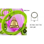 Clopotel auriu de la Plastic Legno Romania