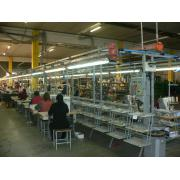 Utilaje pentru productie incaltaminte si marochinarie de la Sc Antonella Srl