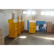 Prese de balotat reconditionate de la Sc Schuster Recycling Technology Srl