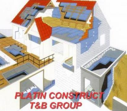 Constructii Civile Si Industriale de la Platin Construct S.R.L