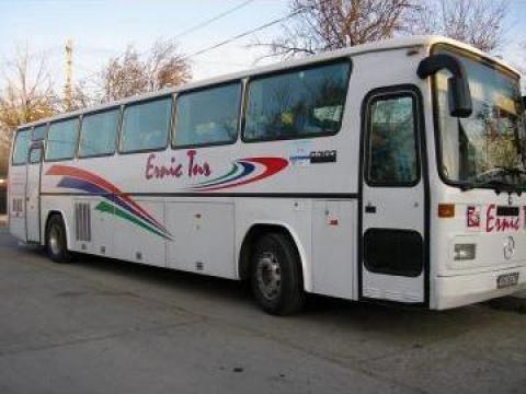 Inchiriere Autocar Mercedes 303 de la Agentia de Turism Ernic Tour S.R.L