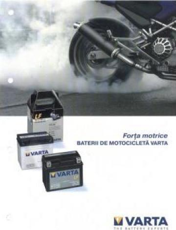 Baterii auto Start Moto de la Sc Bumbas Electric Srl