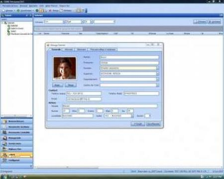 Software salarii CDMS Company Data Manager Software de la Centrul De Soft
