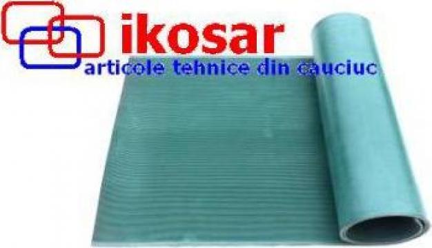 Covoare cauciuc electroizolante de la Ikosar Srl