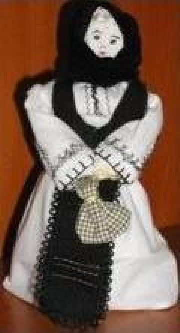 Papusa din textile de la Sc Naframa Srl