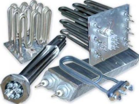 Rezistente de incalzire utilizate in procesele industriale de la Amper Srl