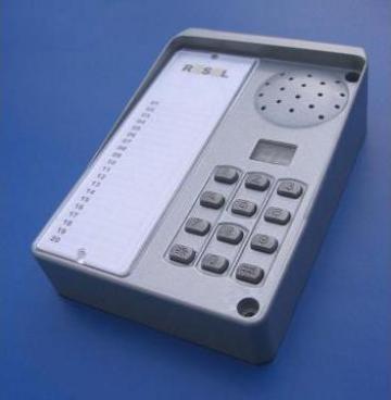 Interfon pentru blocuri de locuinte de la Electrogrup Proinstal
