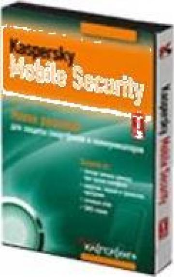 Antivirus Kaspersky Mobile Security de la Punkt Net