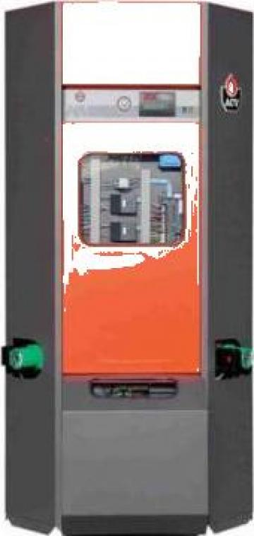 Cazan ACV cu boiler incorporat