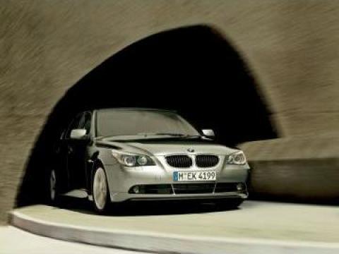 Rent a car Timisoara BMW E60 de la KlassWagen Rent A Car Timisoara