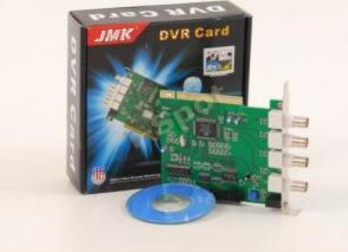 Placa de captura (DVR Card) SK-2000F de la S.c. Ecoproiect S.r.l.