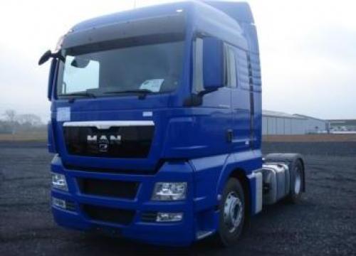 Camion, MAN TGX 18.440 XLX de la Turbo's Hoet