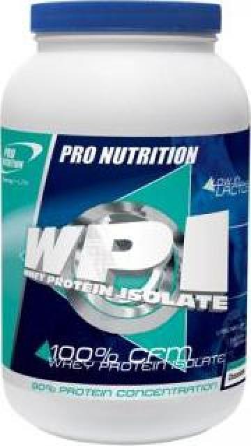 Proteine WPI (Whey Protein Isolate)