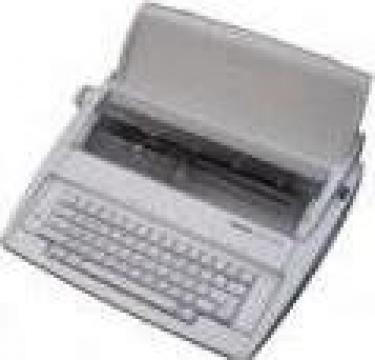 Masina de scris electronica, portabila, Brother AX410 de la Sc Toptech Srl