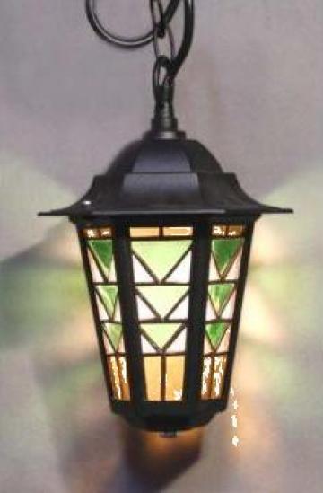 Lampa exterior de la Sc Cominfo Srl