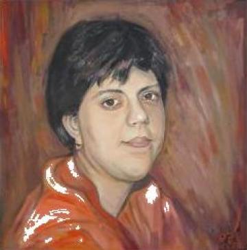 Tablou portret de la Paint Magic