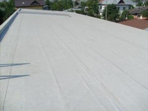 Hidroizolatii cu membrana PVC pentru terase, bazine de la Hidromarkonstruct Profesional