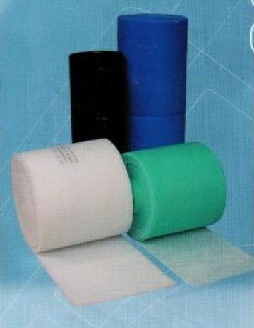 Filtre sac si materiale filtrante pentru aer de la Camen Trading Co. Srl