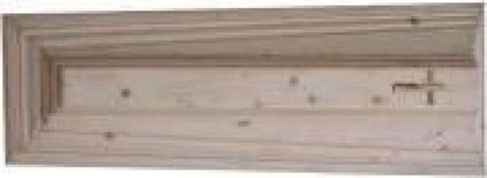 Sicrie din lemn de la Servicii Funerare Ana-Irina