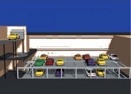 Sisteme de parcare Levelparker de la Elmas
