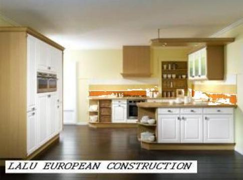 Mobila baie de la Lalu Europen Construction