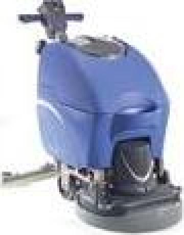 Masina de curatat, spalat-aspirat pardoseli Numatic TT4550S de la Tehnic Clean System