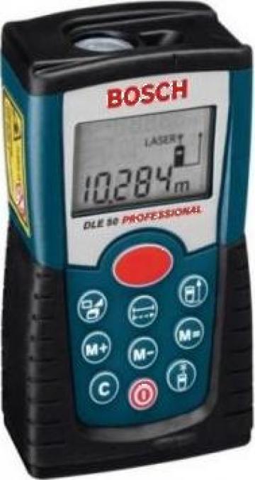 Telemetru cu laser BOSCH DLE 50