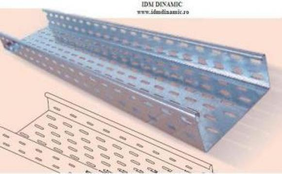 Jgheaburi metalice, PVC si accesorii de la Idm Dinamic Srl