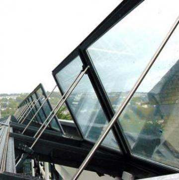 Sistem automat de deschidere a geamurilor PLA5-S2 de la Gerompis Srl