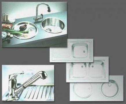 Chiuvete, baterii, accesorii baie, wc-uri de la Idm Dinamic Srl