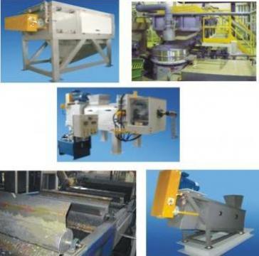 Masini de spalat si reciclat de la Plastic Systems Srl