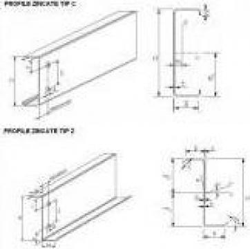 Profile zincate de la Isobau Rom Grup