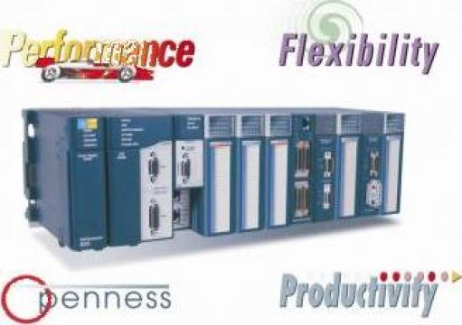 Automat programabil PLC GE RX3i de la General Equipment Automation Srl
