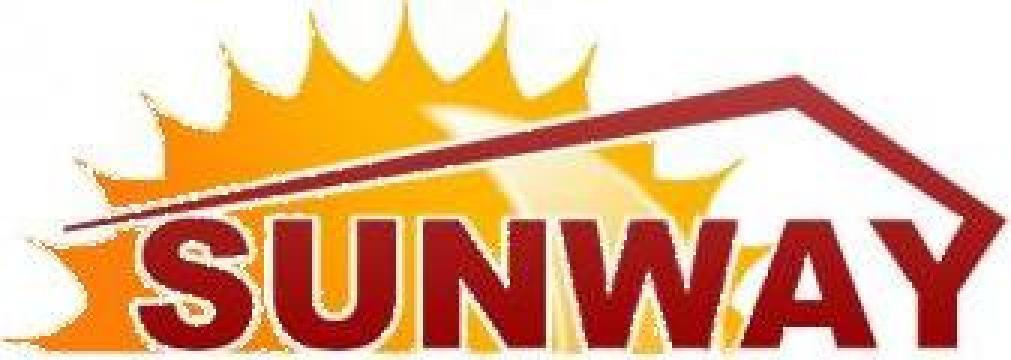 Sistem de incalzire cu raze infrarosii de la Sunway Srl