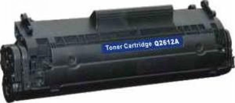 Cartus toner compatibil imprimanta HP Q2612A de la Top Print Solutions Srl