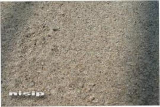 Nisip, margaritar, pietris, piatra mare, refuz ciur, balast de la Dyad Compact Grup
