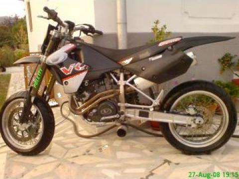 Motocicleta VOR