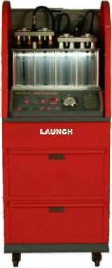 Aparat de curatat injectoare & tester Launch import Germania de la Fcc Turbo Srl