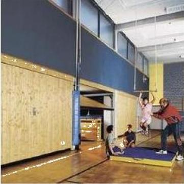 Usi pentru salile de sport - Constanta de la Gamaterm Design