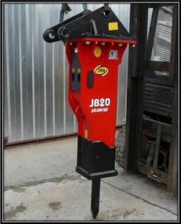 Picon (ciocan) hidraulic pentru buldoexcavatoare JCB de la Nuevo Construct Srl