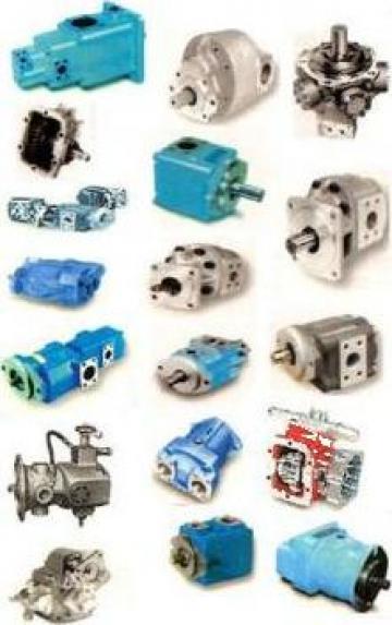 Pompe hidraulice pentru diverse utilaje de la Nuevo Construct Srl