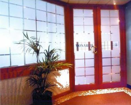 Folii geam decorative si opace de la Solsec S.r.l.