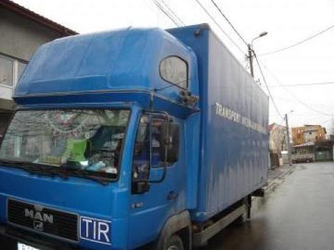 Camion Man de la Sc Crosman Trans Srl