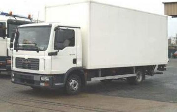 Piese camioane Man