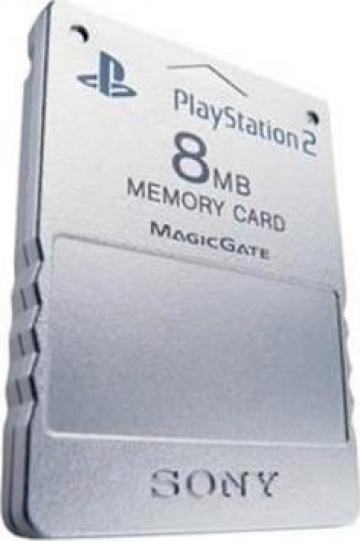 Card de memorie 8MB Playstation 2 de la KBCProductions Srl