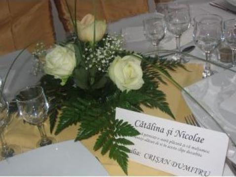 Invitatii, carduri, numere mese de la Goldenfish