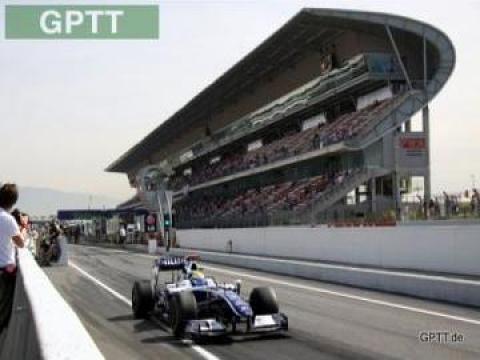 Bilete curse Formula 1 de la Grand Prix Travel Team Romania