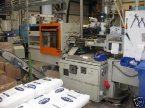 Masini injectie mase plastice de la Stanca Industrie Handel