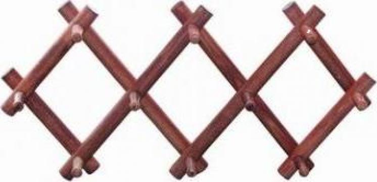 Cuier din lemn fag